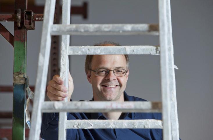 Michael Schneider (Foto: Emanuel Freudiger)
