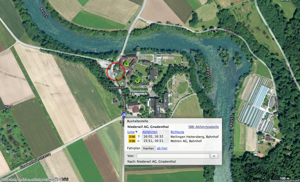 Reusspark Gnadenthal
