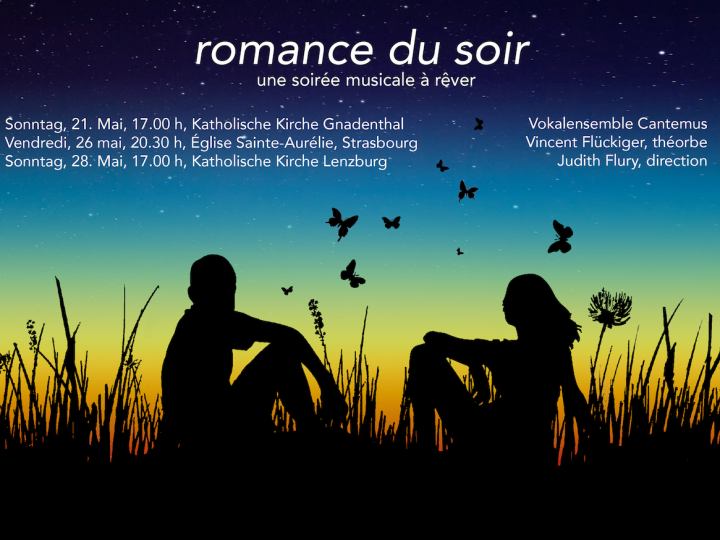 Frühlingskonzerte «Romance du soir»