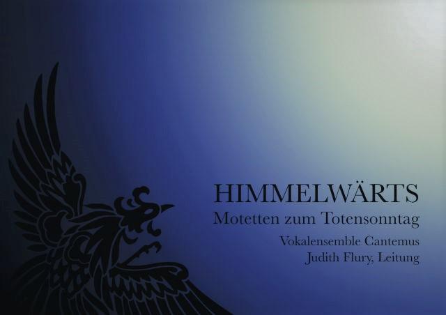 Novemberkonzerte «Himmelwärts»